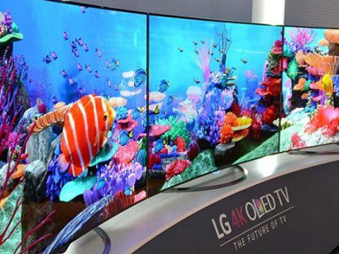 تکنولوژی تلویزیون های OLED ال جی