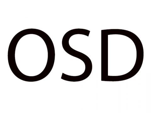 OSD تلویزیون